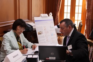 Trade Missioners met with potential partners during British Life Sciences Week in Japan