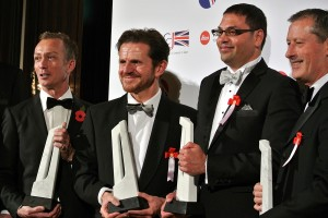 Winners at the British Business Awards Ceremony in Tokyo