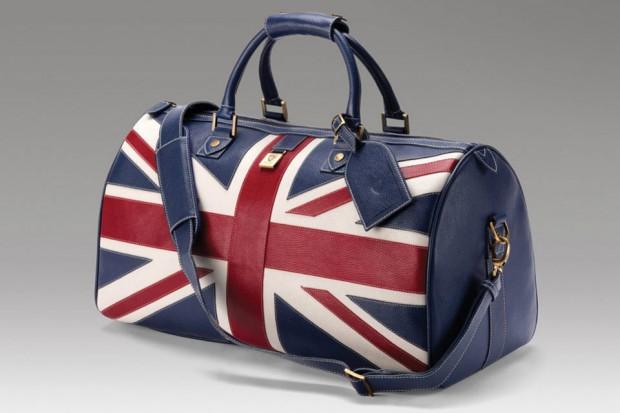 Travel bag by Aspinal